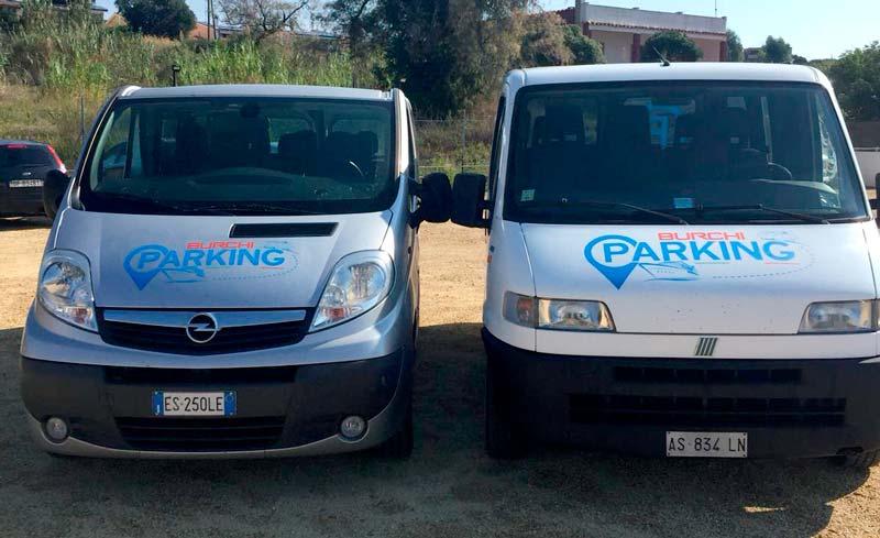 Navette Parcheggio Civitavecchia Burchi Parking